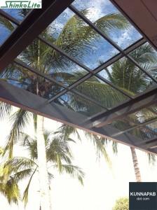 skylight acrylic ชินโคไลท์ ตราช้าง scg
