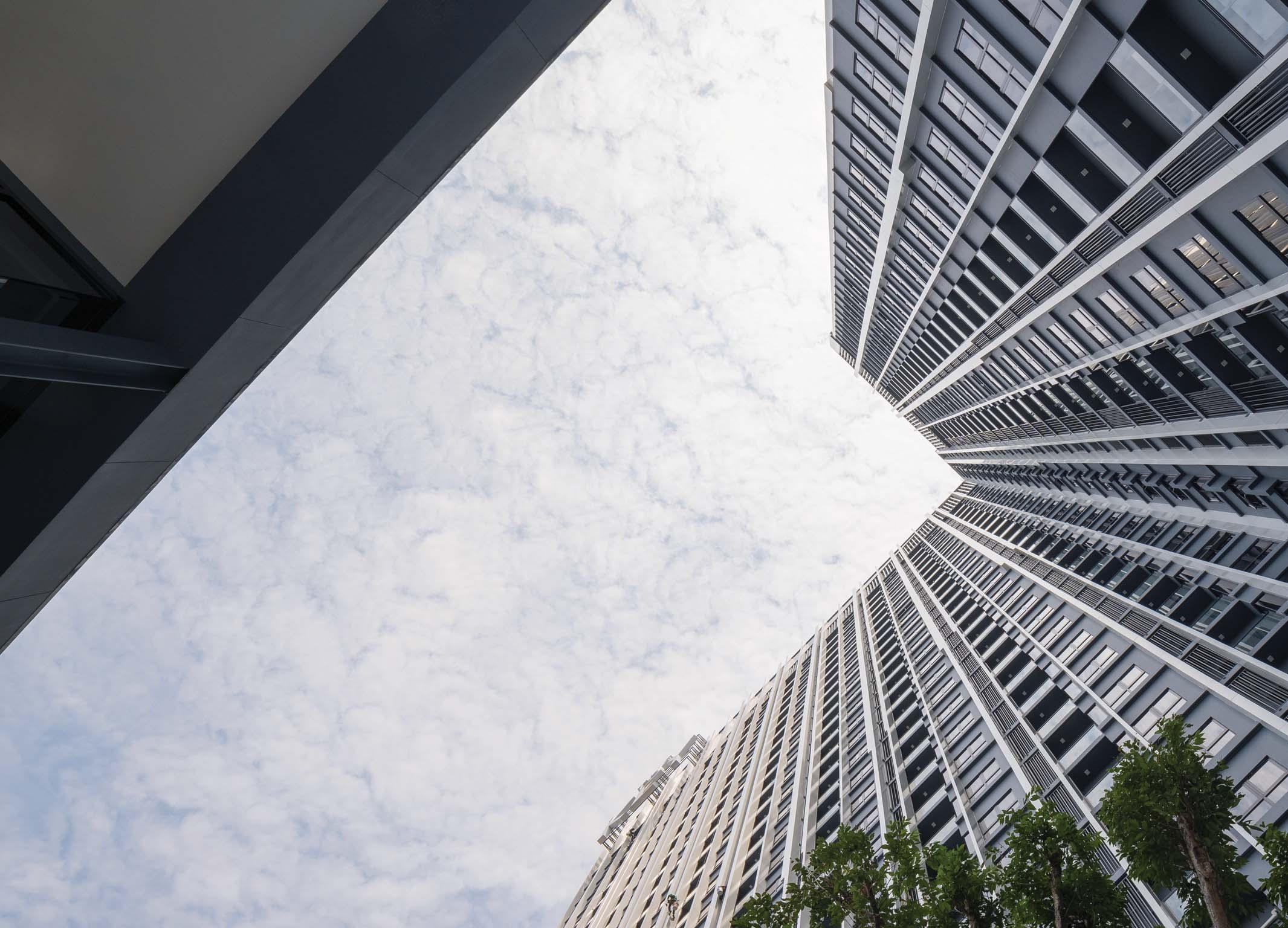 ประเภทอาคารที่สูงกว่า 40 เมตรขึ้นไป